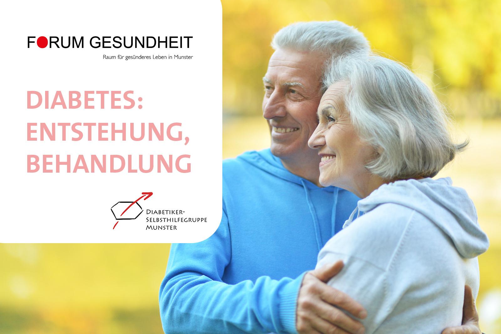 Entstehung und Behandlung des Diabetes