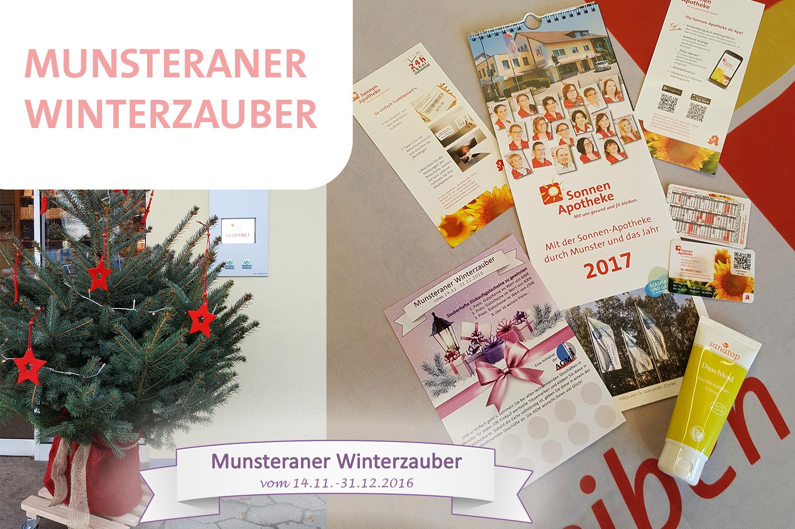 Munsteraner Winterzauber
