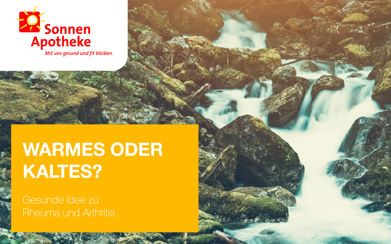 Warmes oder Kaltes? April 2018