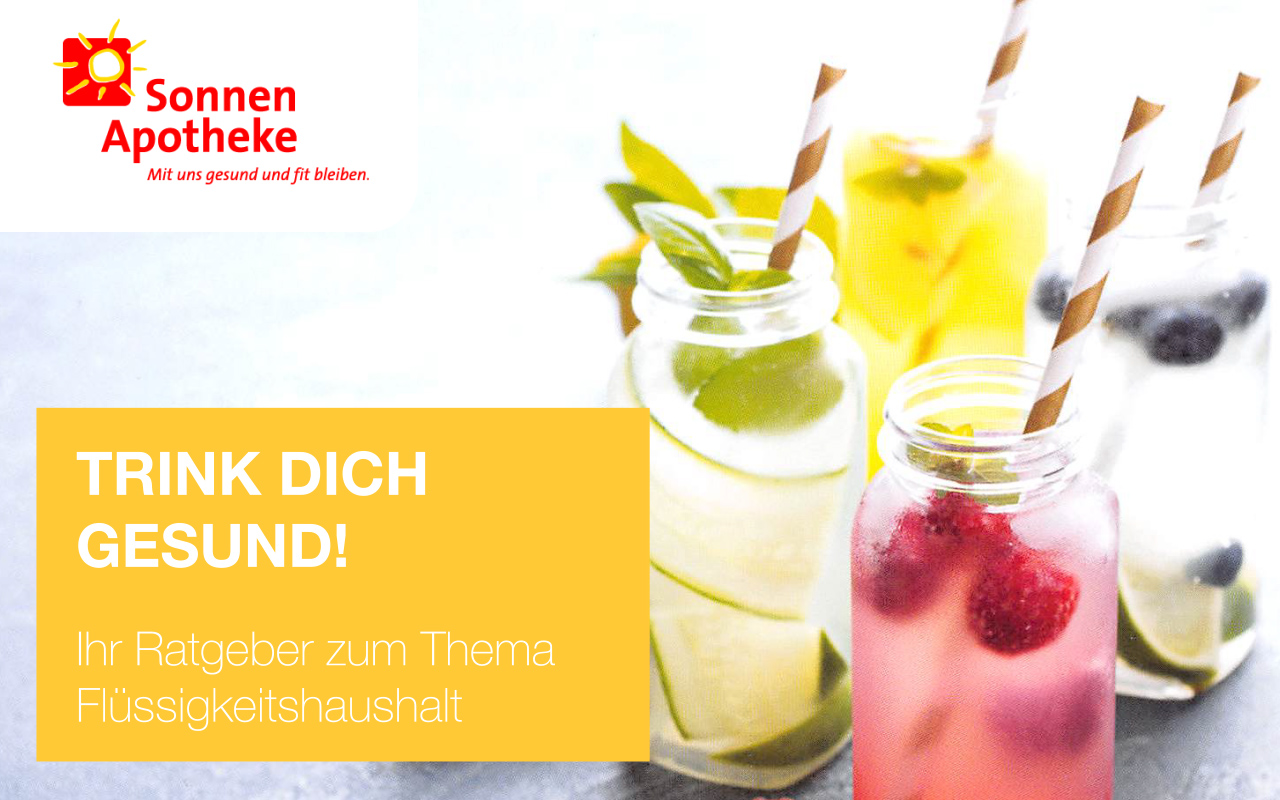 Trink Dich gesund! – Juni 2019
