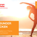 Gesunder Rücken – September 2020