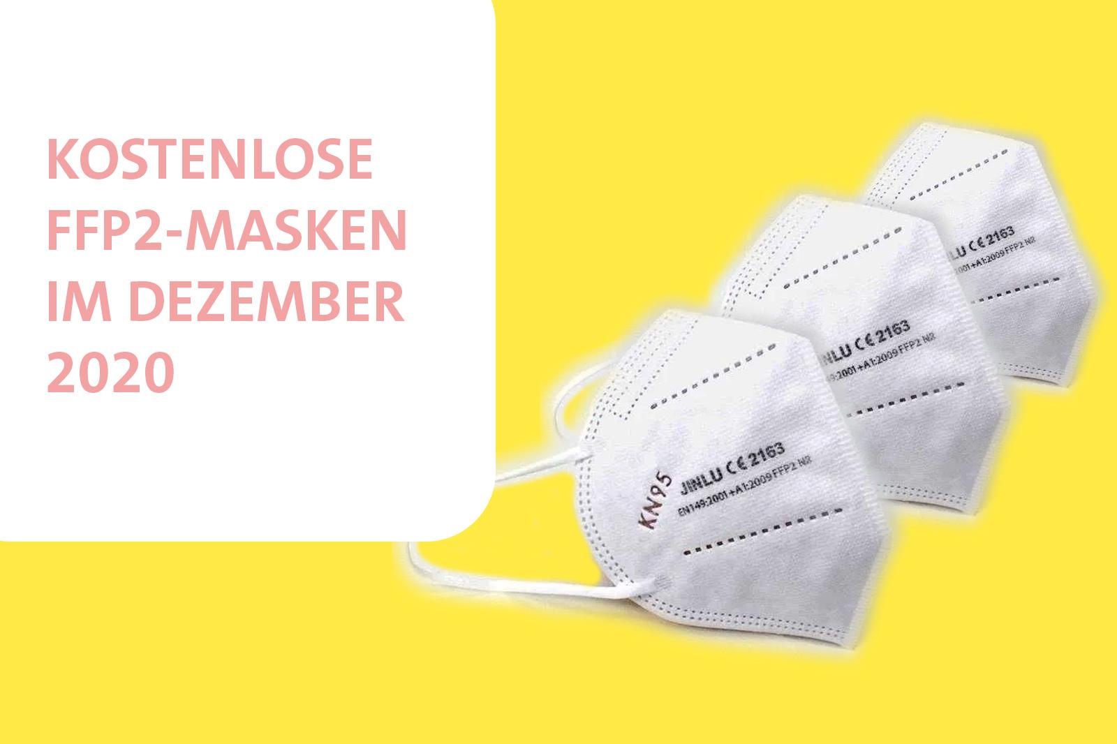 Kostenlose FFP2-Masken